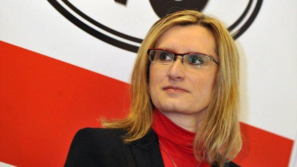 Ministryn� Karla �lechtov� se proti auditu ministerstva financ� u� d��ve d�razn� ohradila.