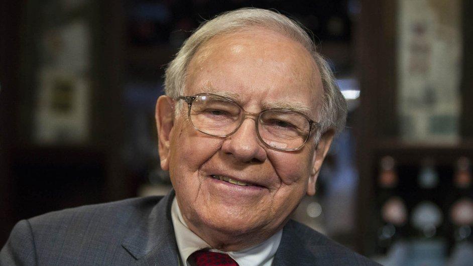 Investor Warren Buffett