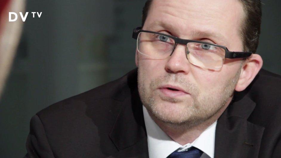 Michal Stehlík, předseda Rady Českého rozhlasu