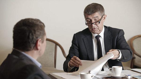 Ministři debatovali s podnikateli o budoucnosti byznysu v Česku - Ilustrační foto.