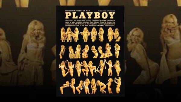 Playboy magazine (1953-2004)