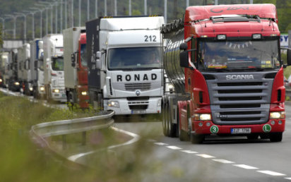 �esko chce od komise postoj k p�ek�k�m �idi��m v N�mecku a Francii - Ilustra�n� foto.