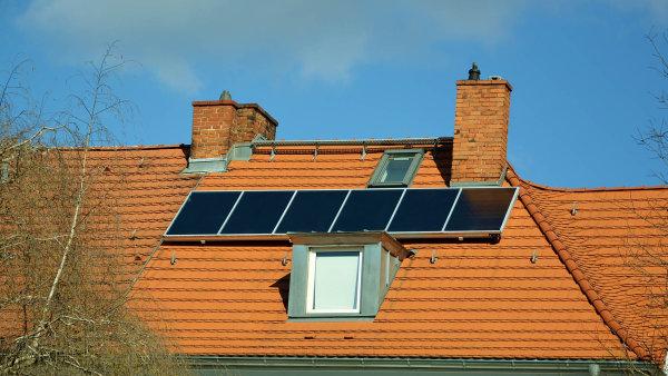 ERÚ vyplatil první letošní peníze na podporu obnovitelných zdrojů - Ilustrační foto.