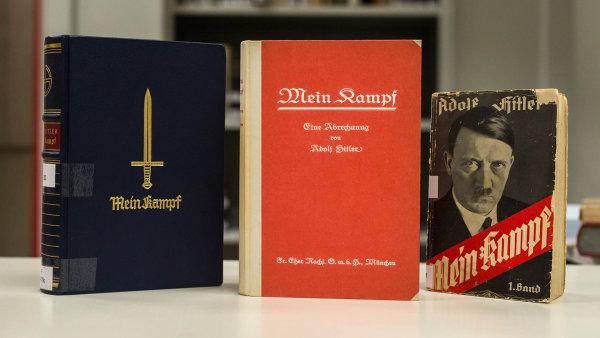 Autorská práva na Mein Kampf po 70 letech vypršela.