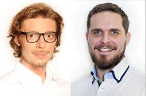 Lukáš Rýdl a Michal Mládek, agentura Dobrý web