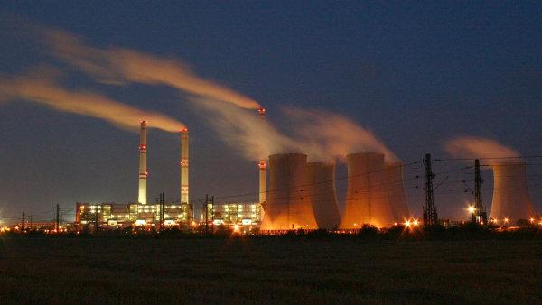 Elektrárna Počerady leží na Lounsku mezi městy Louny a Most. Svým instalovaným výkonem 5 x 200 MW patří k největším uhelným elektrárnám v zemi.