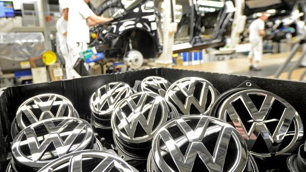Značka VW má za sebou nejlepší říjen ve své historii