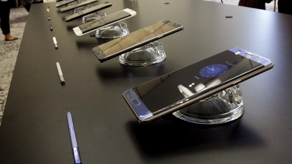 Americké úřady oficiálně vyzvaly nepoužívat telefon Galaxy Note 7