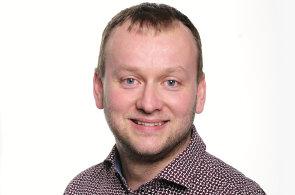 Michal Batelka, HR manager divize Foxconn Technology v Kutné Hoře
