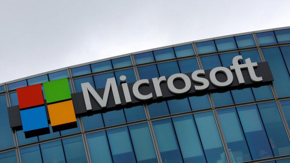 Společnost Microsoft