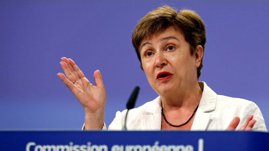 Georgievová Evropská komise