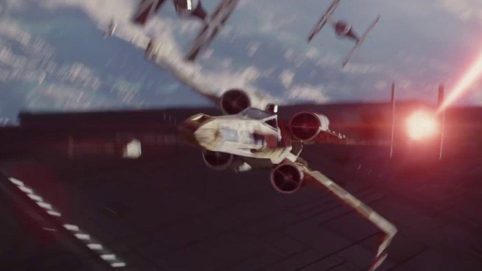 Film Rogue One do českých kin vstoupí 15. prosince.