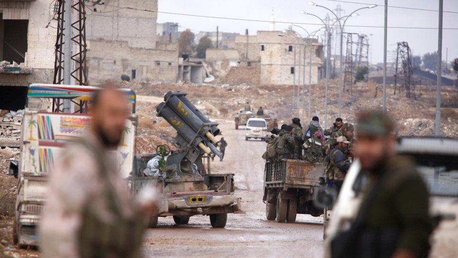 Aleppo - Ilustrační foto.