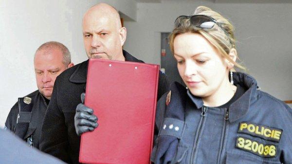 Martin Dědic byl od konce března do poloviny června ve vazbě.