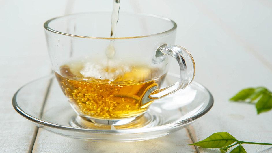 Vtuzemsku čaj Kusmi Tea odloňska prodává firma Potten & Pannen - Ilustrační foto.