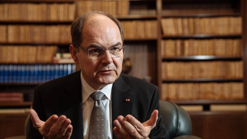 Němci se necítí na to, být klasickými lídry Evropy, tvrdí Christian Schmidt, německý ministr zemědělství.