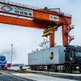 UPS přidává do své sítě železniční přepravy nová města v Číně. Ta byla vybrána podle blízkosti k tamním průmyslovým centrům.