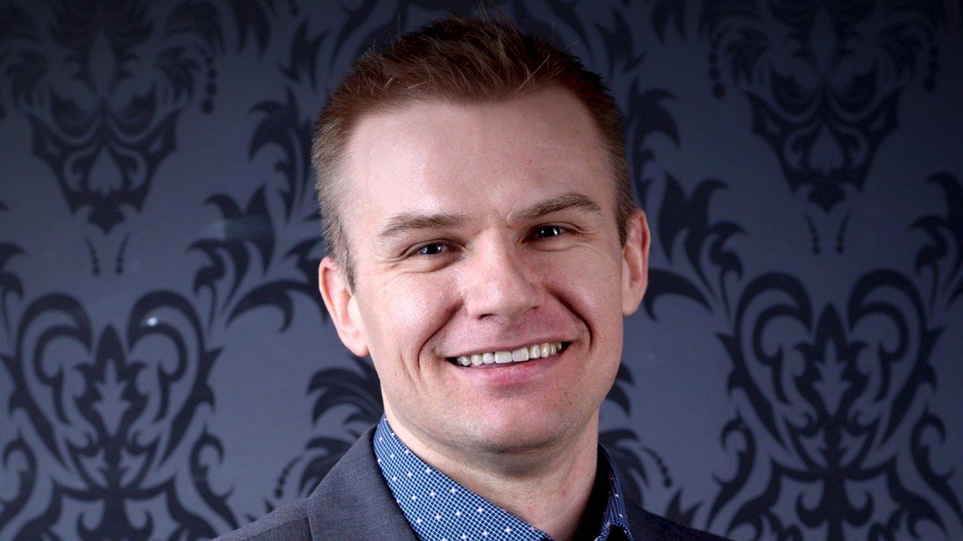 Jiří Malina, HR ředitel společnosti Conectart
