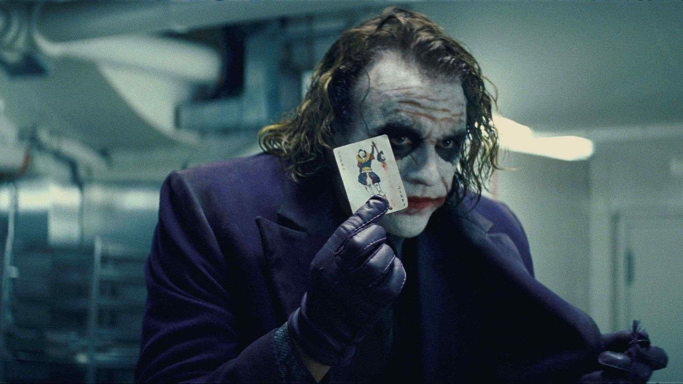 Za roli padoucha Jokera ve filmu Temný rytíř obdržel Heath Ledger posmrtně Oscara.