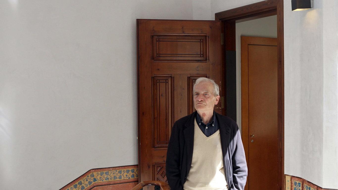 Juan Goytisolo roku 2012 navštívil Festival spisovatelů Praha. Mimo jiné zde řekl, že současnému světu chybí svrchovaná autorita.