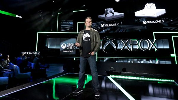 Phil Spencer Xbox One Family of Devices E3 2017