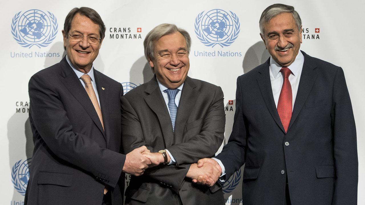 Kypr, jednání, sjednocení