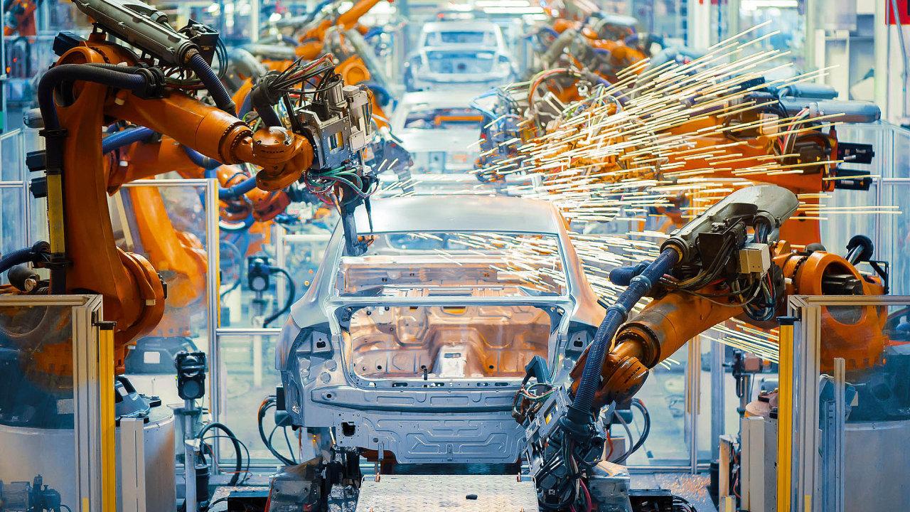 Řada strojírenských firem je součástí automobilového dodavatelského řetězce a rychle tak přejímá nejmodernější logistické trendy, které se v automotive objevují.