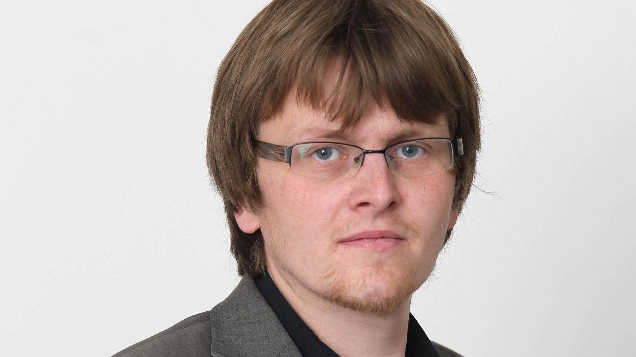 Roman Šitner, redaktor HN