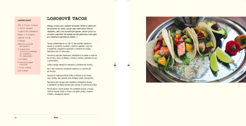 Ukázka z kuchařské knihy Anny Linhartové Řešíš / Hřešíš