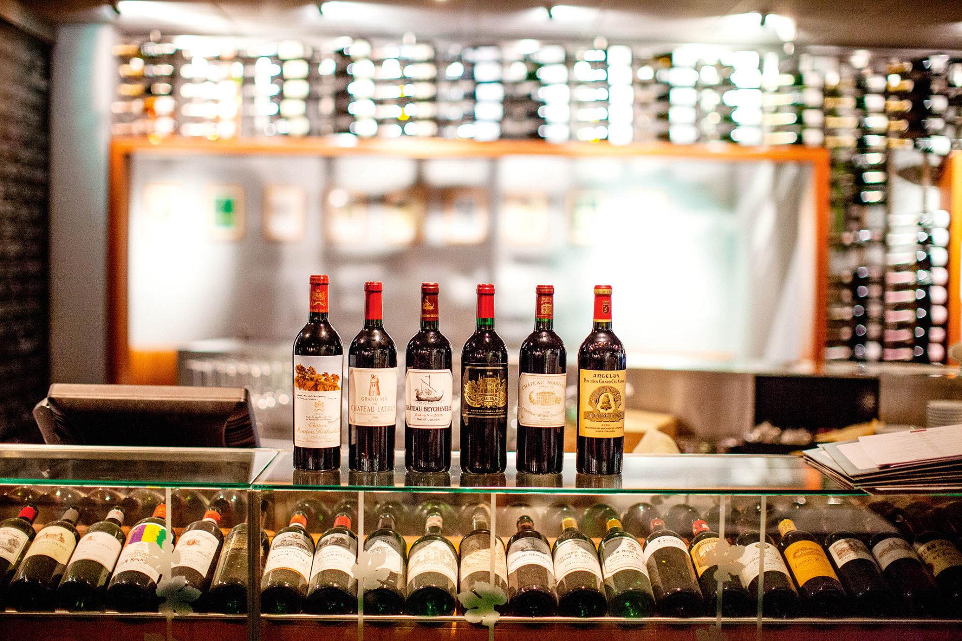 Špičkové víno se podle odborníků zhodnocuje 6–10 procent o ročně.