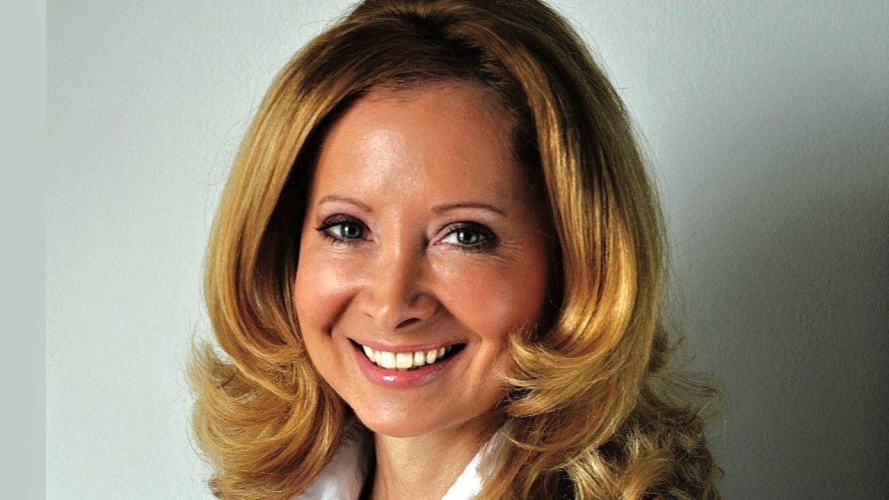 Lucie Melicharová Jandová, ředitelka marketingu a PR společnosti Luxury Brand Management (LBM)