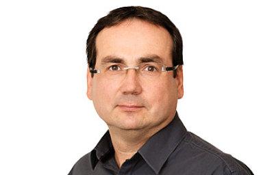 Petr Orálek, ředitel divize Obchodu a marketingu mediálního domu Economia