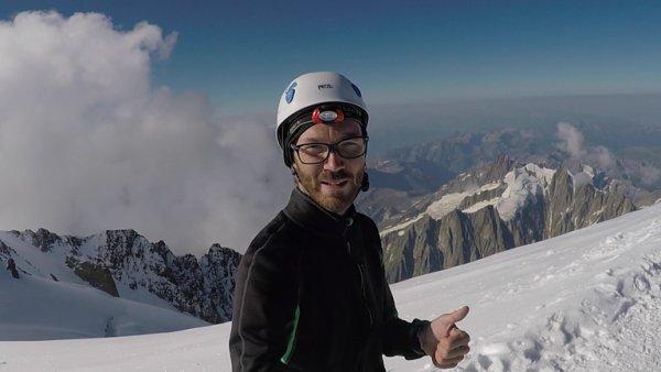 Čech vyšlápl 26 vrcholů Evropy. Zvládl to za tři měsíce