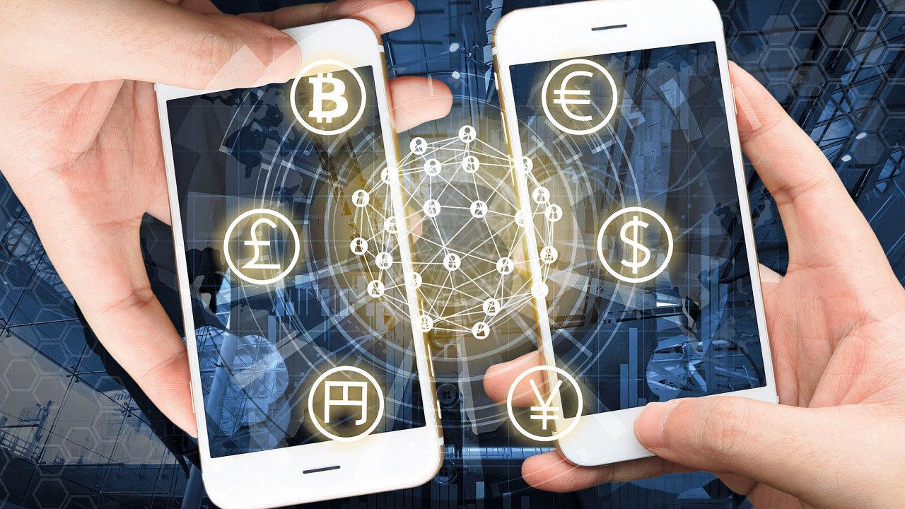 Odvětví finančních služeb prochází rozsáhlými změnami, které si do značné míry vynucují nové technologie (ilustrační foto).