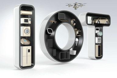 Rozvíjející se internet věcí doprovází široká nabídka technologií (ilustrační foto).