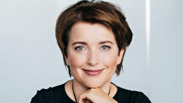 Petra Dobešová, členka správní rady Nadace The Kellner Family Foundation