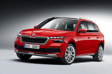 Malé SUV, elektromobil Vision i elektrokolo, Škoda v Ženevě představovala své novinky. Během čtyř let chce mít 30 dalších modelů