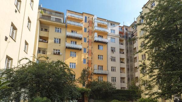 Jeden byt vyjde Prahu v nákladech na 4,5 milionu. To je částka, která je v některých developerských projektech konečnou cenou.
