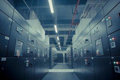 Datacentrum, ilustrace