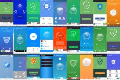 Desítky antivirových aplikací pro Android nefungují a snaží se jen vydělat zobrazováním reklamy. - Ilustrační foto.