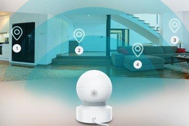 TP-Link Kasa – nové cloudové kamery pro zabezpečení domova a kanceláří