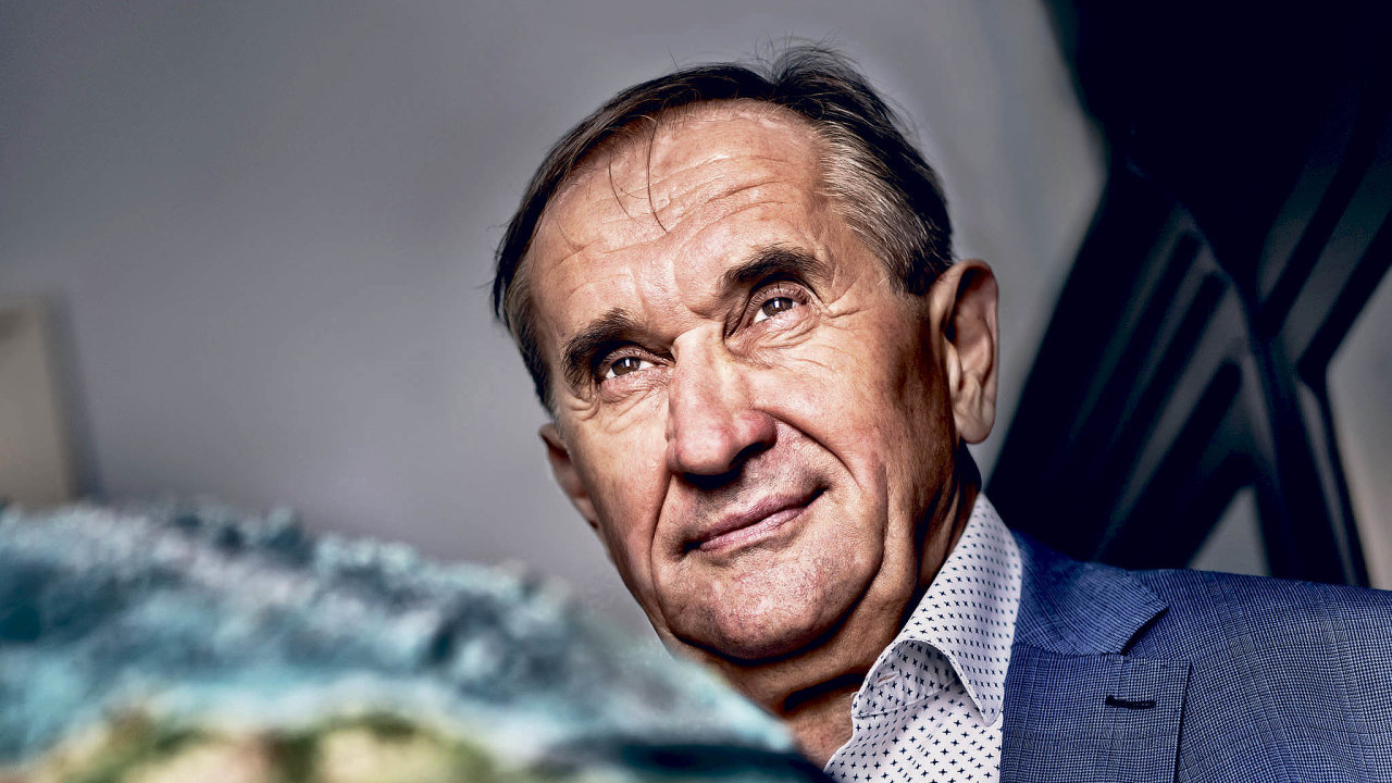 Hydrolog Bohumír Janský