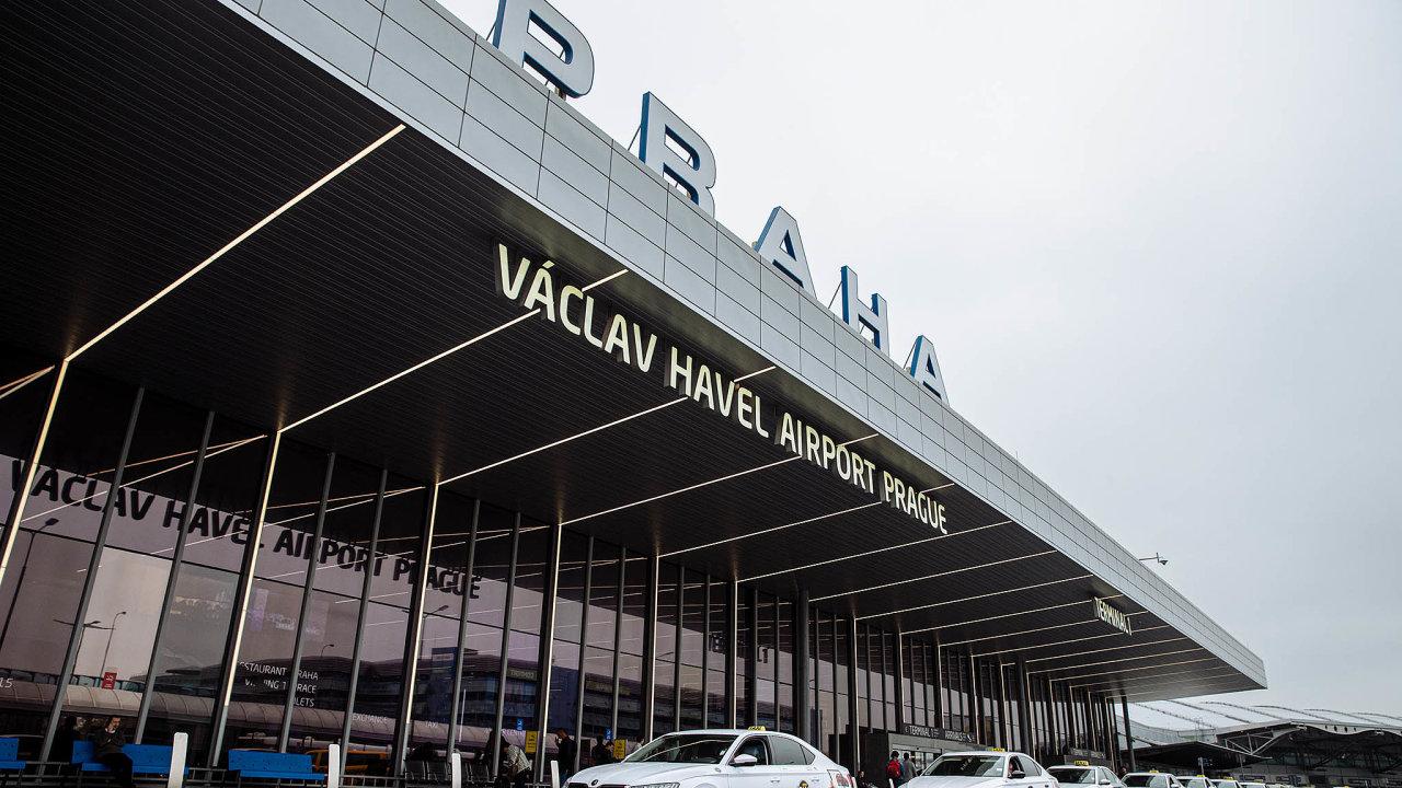 """Letiště Praha: Jednou z velkých firem, které se rozhodly dosáhnout uhlíkové neutrality, je Letiště Praha. To chce být uhlíkově """"čisté"""" doroku 2030."""