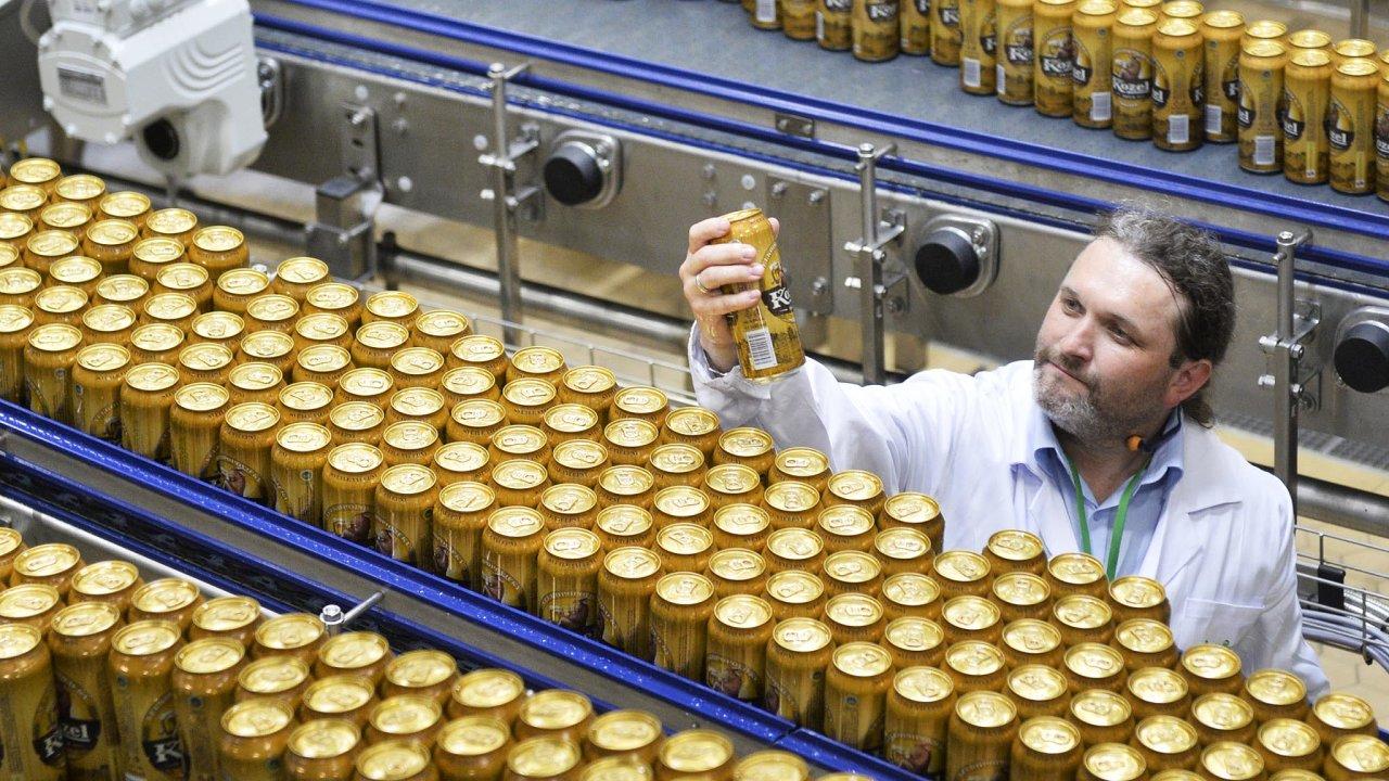 Plzeňský pivovar doAsie vyváží hlavně ležák Pilsner Urquell ačerné pivo Velkopopovický Kozel, které je populární především vJižní Koreji.