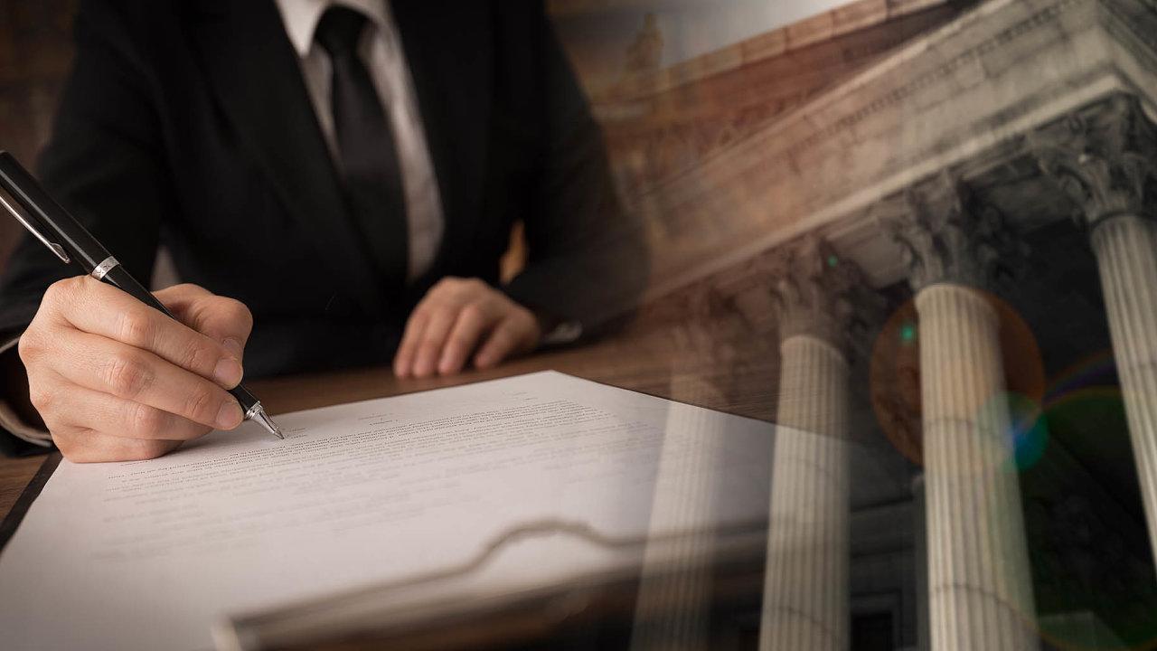 Hromadné žaloby by měly dopadnout především nanepoctivé podnikatele, kteří využívají toho, že seomalé částky lidem soudit nevyplatí.