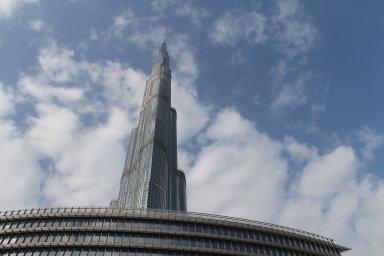Za pět let přibylo do desítky nejvyšších staveb světa pět nových. Všechny jsou v Asii