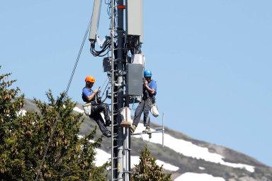 Spor oto, kdo vybuduje sítě 5G, je součástí globálního soupeření mezi USA aČínou. Evropa by rovněž měla podle svých vrcholných politiků posílit svou roli vdigitálním světě.