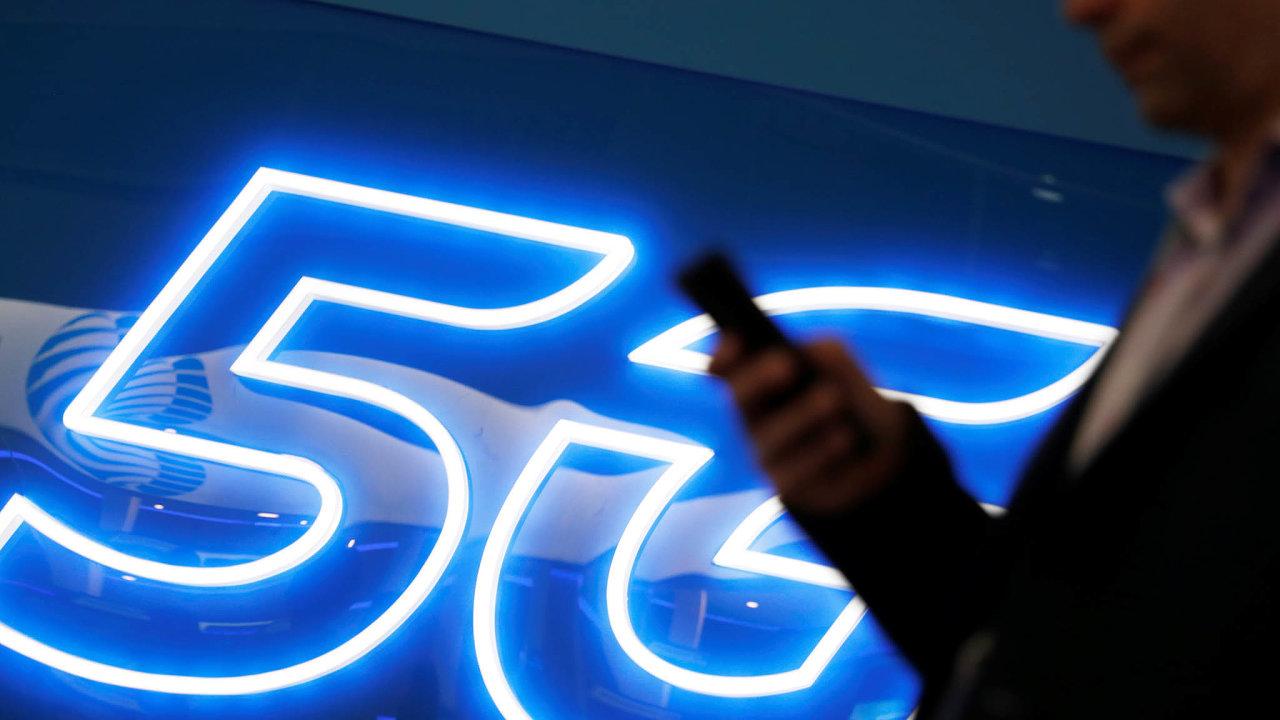 Ministerstvo průmyslu navrhlo změnu podmínek aukce 5G sítí.