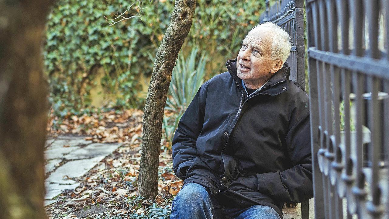 Herec a lékař Vladimír Pucholt
