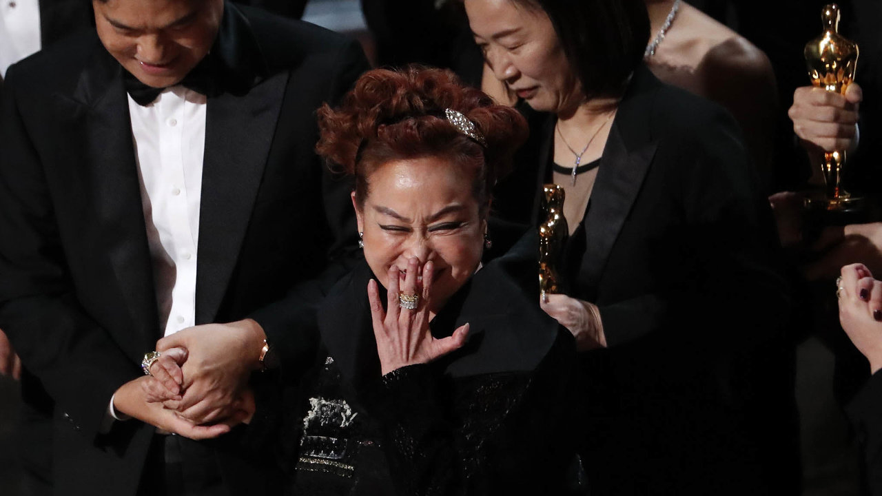 Korejský průlom. Producentka Miky Leeová je klíčovou osobou při prosazování korejských filmů ve světě a zasloužila se o vzestup návštěvnosti kin ve své vlasti.